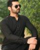 Black Ambassador Shalwar Kameez