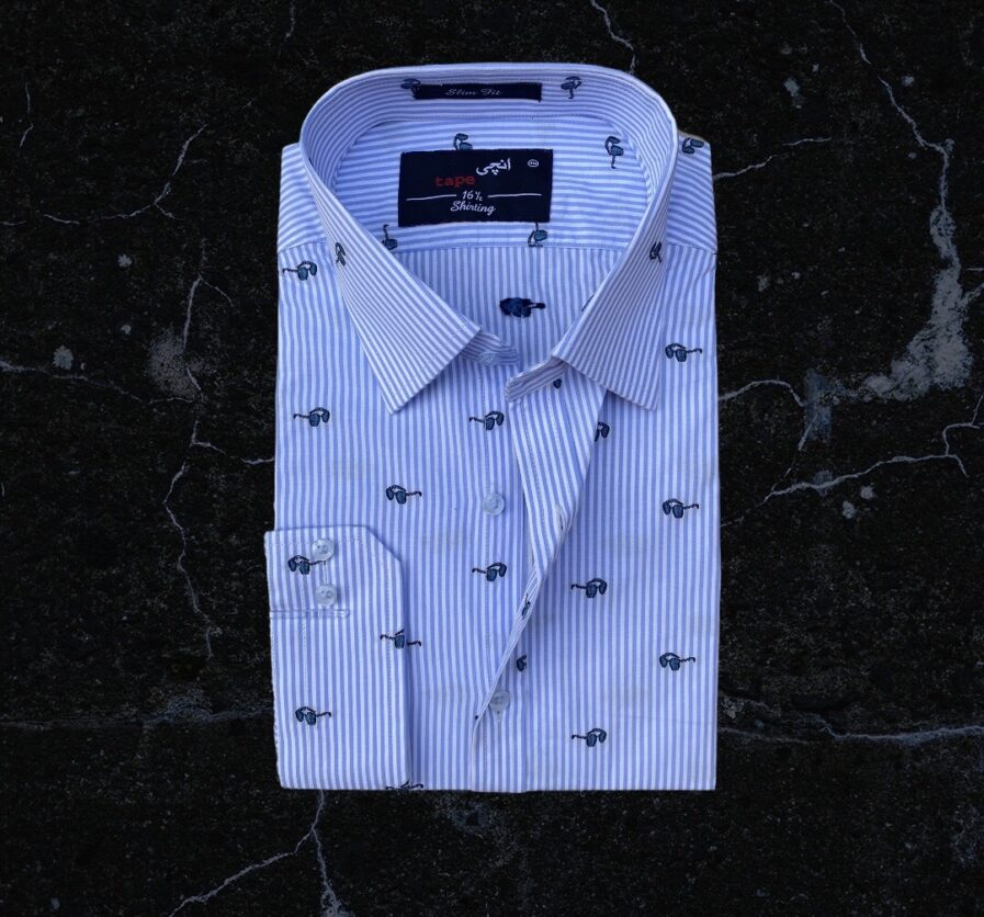 Shades on Stripes Shirt