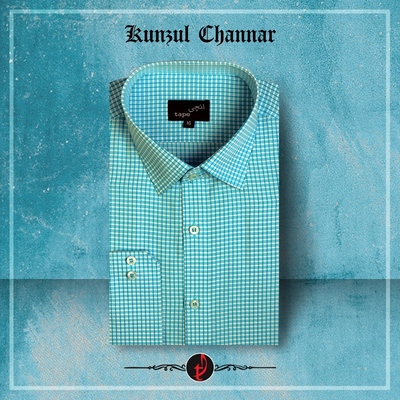 Mini Checkered Formal Shirt