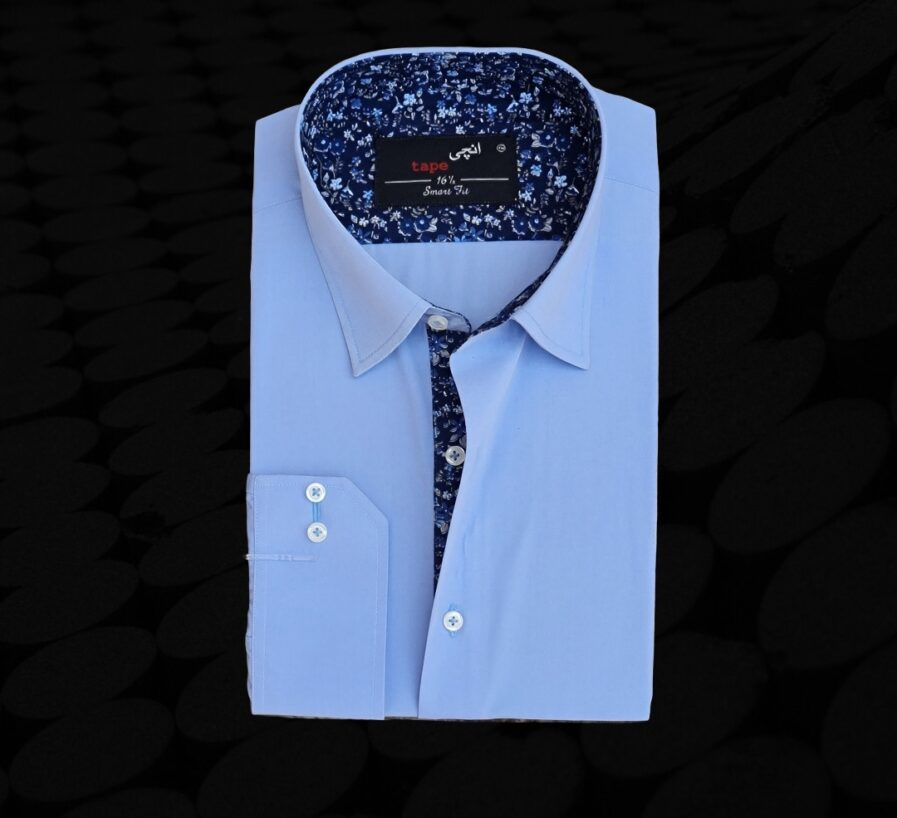 Light Blue Cotton Shirt