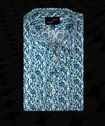 Camo Light Green Shirt