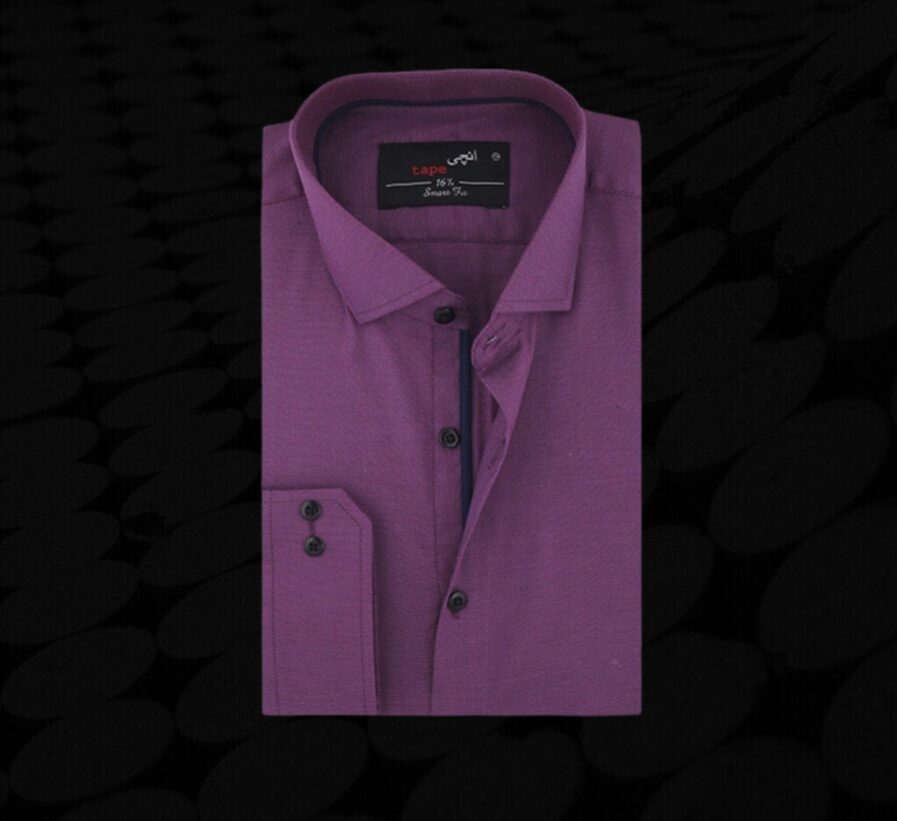 Plum Formal Shirt