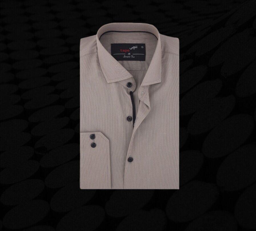 Del Rio Textured Formal Shirt