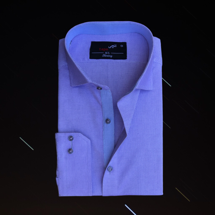 Lavender Blush Cotton Shirt