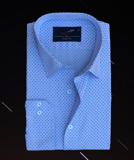 Mini Box Printed Shirt