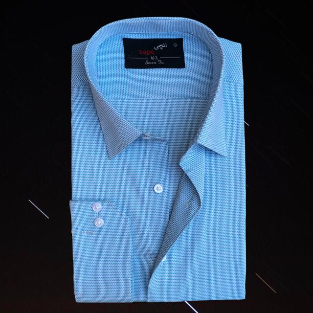 Light Weight Cotton Sky Blue Shirt
