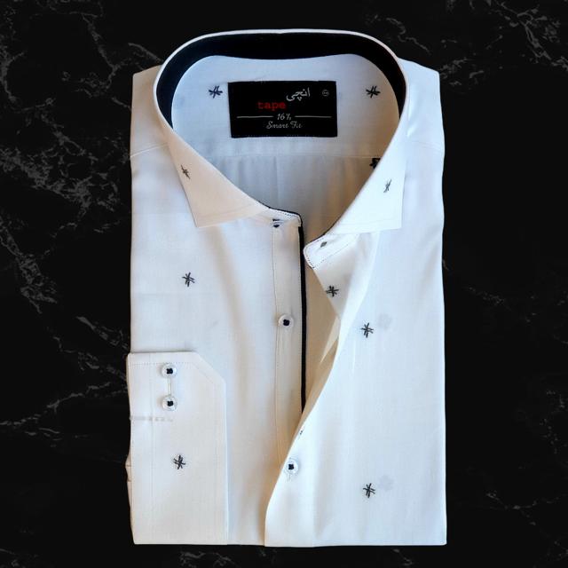 Soft Twill Printed Shirt