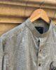 Light Grey Irish Linen Kurta Pyjama