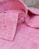 Pink Linen Shirt