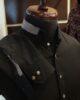 Black & Silver Duck Collar
